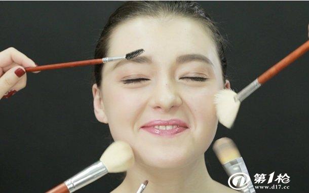 新手怎么化妆