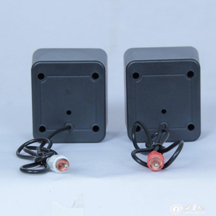 厂家供应小巧音箱 u-80高清音箱 可连接电脑手机 便携式迷你音箱图片
