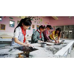 版画教室专业建设 中小学美术教室图片