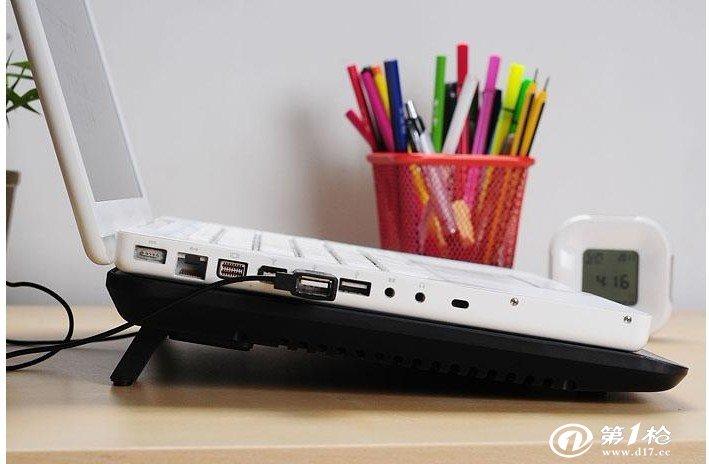 笔记本散热器金属底座14寸电脑支架垫