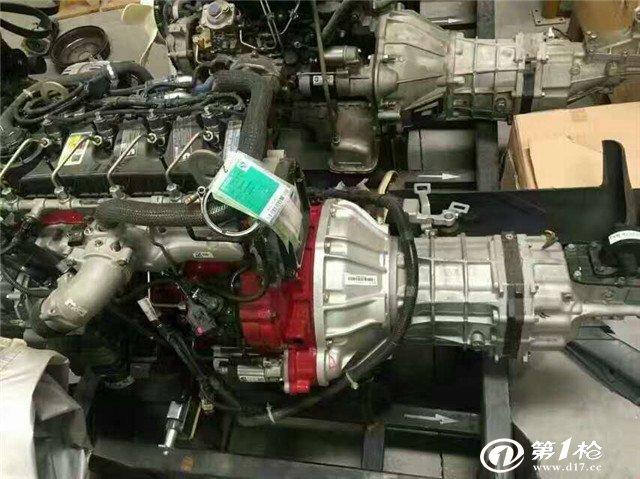 8发动机总成带变速箱_汽车