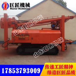 CJD-200气动履带式钻井机 专业生产200米气动打井机