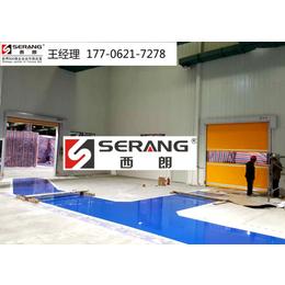 舟山PVC<em>快速</em><em>卷帘门</em>