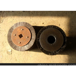 厂家直销各种钢丝轮 空平型钢丝轮 各种优质钢丝轮