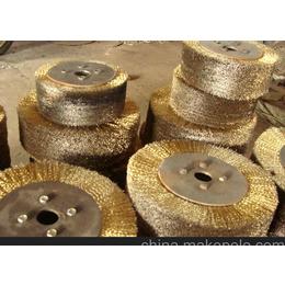 钢丝轮 各种钢丝轮 孔平行钢丝轮 可加工定制