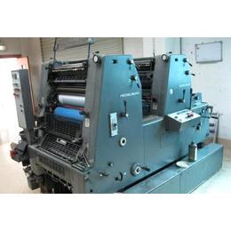 供应93年海德堡GTO海德堡GTO52酒精双色印刷机