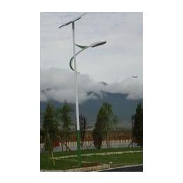 贵州贵阳太阳能路灯厂家直销新炎光40wLED太阳能路灯可定制