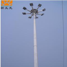重庆高杆灯厂家直销高杆灯升降灯杆33米球场公园广场专用可定制
