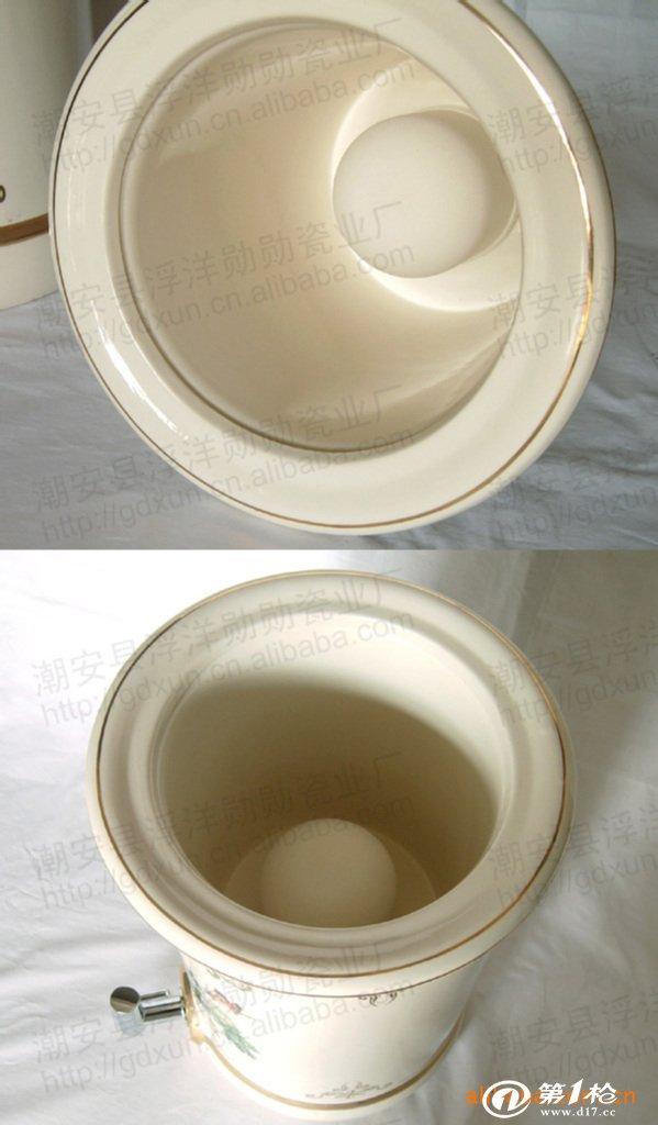 桃园小景/陶瓷净水器/过滤器/净水机/净水桶/饮水机