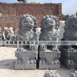 曲阳专业雕刻石狮子厂家 丰路石雕厂缩略图