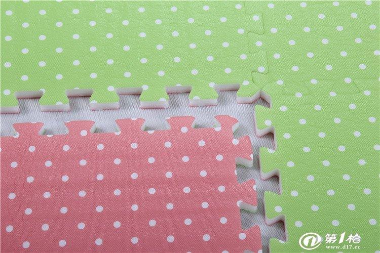 泡沫地垫 田园风拼接垫 扣扣垫 亲子游戏垫 幼儿园地垫