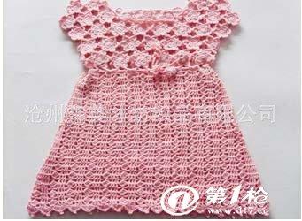 供应手工编织童裙批发,可混批,外贸加工