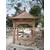 石雕大理石中式四角凉亭景观雕塑缩略图4