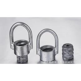 亚博国际版 工程机械配件 眼型螺纹套 螺纹护套 螺纹赛 品质保证