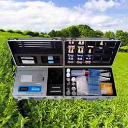 仪备齐TR2检测10种微量元素全项目土壤肥料养分速测仪