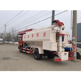 东风国五8吨省钱的饲料车原厂价格