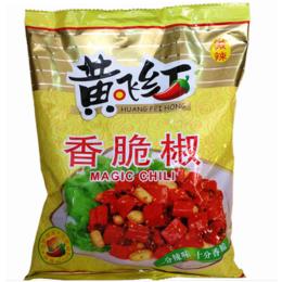 黄飞红 香脆椒308g  批发
