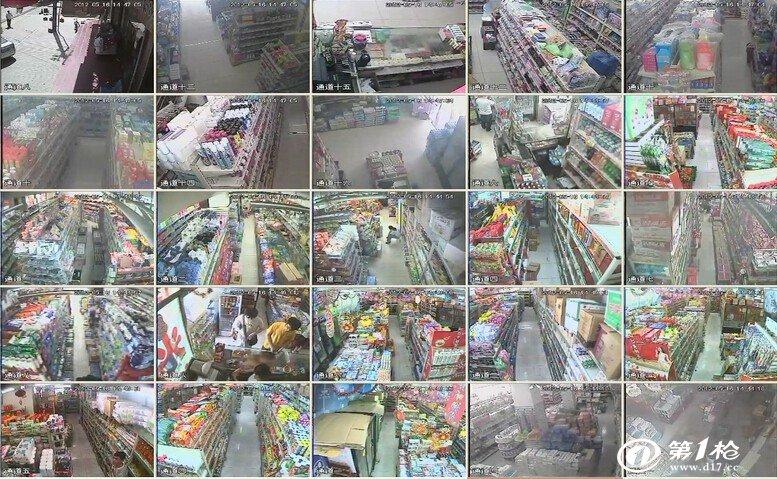 超市安装监控摄像头要注意什么