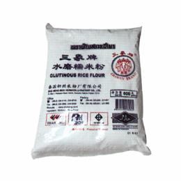 泰国进口三象牌糯米粉 冰皮月饼粉糯米糍汤圆原料 500g