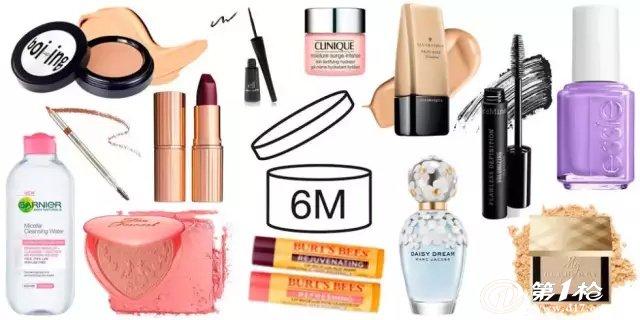 化妆用品的保质期