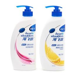生产直销海飞丝洗发水批发供应日化用品一手货源