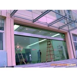 东莞市洪梅镇维修感应玻璃门(****商家)|自动玻璃门控制器