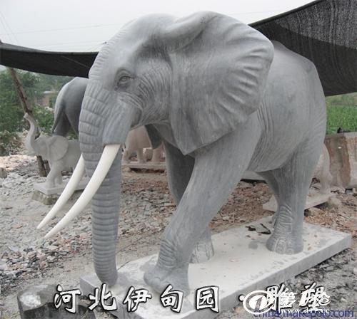 【供应】动物雕塑/大耳朵象雕塑/飞马雕塑
