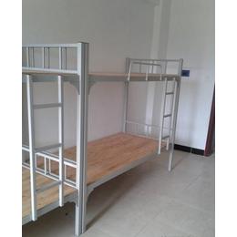 供应东莞学生上下铺双层床坚固耐用学生上下铺双层铁床价格