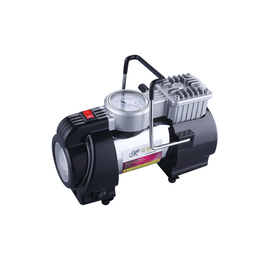厂家生产单缸曼凯伦5084车载充气泵 12V汽车充气泵打气泵