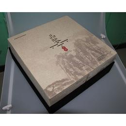 茶叶礼盒设计茶叶包装盒定制找广印彩印包装盒生产厂家
