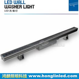 分体式led洗墙灯36w外置电源洗墙灯电源外置洗墙灯36w