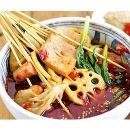 河南新乡老乡学麻辣烫小吃店培训选食味居小吃培训学校