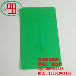 草绿色PC耐力板生产厂家