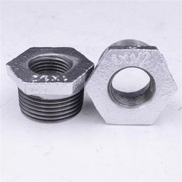 供应 玛钢件补芯镀锌管件