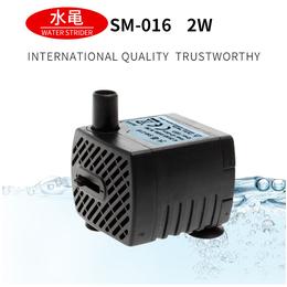 水黾<em>016</em>鱼缸潜水泵 植物水培环保空调抽水泵 雕刻机切割机泵