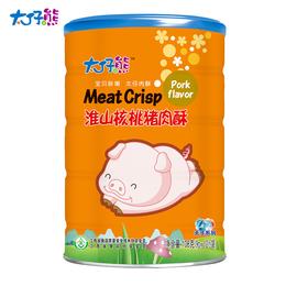 太仔熊  天子系列  淮山核桃罐装肉酥