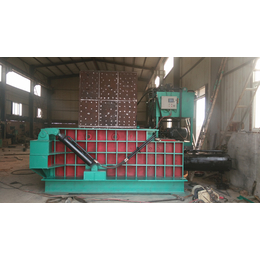 2016Y81-315废旧金属液压打包机