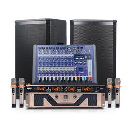 广州新款专业木制会议室音响设备12