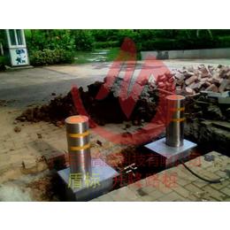 自动升降柱-人行道路桩防撞柱-人车分离防撞柱