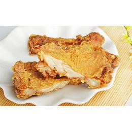 安阳食味居炸鸡培训学炸鸡排鸡锁骨制作一对一培训
