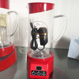 厂家直销充电式负离子富氢水素杯 弱碱性水素水杯 评点会销礼品