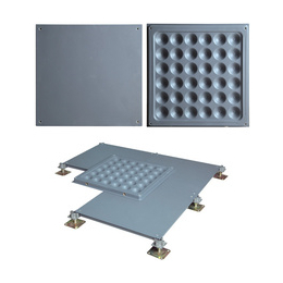 江立500x500x28OA网络线槽防静电地板厂家