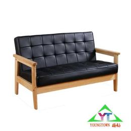 长沙西餐厅沙发美式复古创意实木沙发特价从优