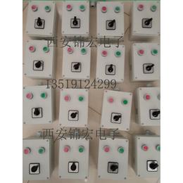 锦宏牌ADAH-X4DPPP带灯三瞬动钮按钮盒锦宏牌生产