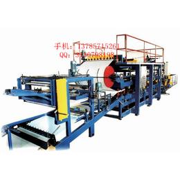 润科厂家专业制造岩棉复合板机