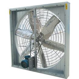 云南温室大棚通风降温专用负压排风机水帘