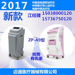 电脑中频透药仪-迈通立式ZP-A8型