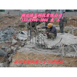 工程必备机械快速拆除钢筋混凝土设备分裂机迪戈制造