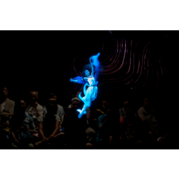 陕西西安三维建筑漫游-漫游展示-幻影成像膜