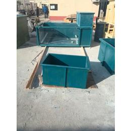 河南和业供应玻璃钢养鱼池-玻璃钢水槽水池-厂家定制任意造型